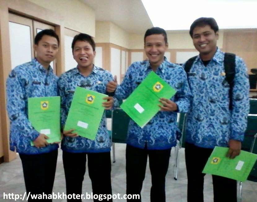 Beda CPNS dan PNS - Abdul Wahab - Guru Pantura