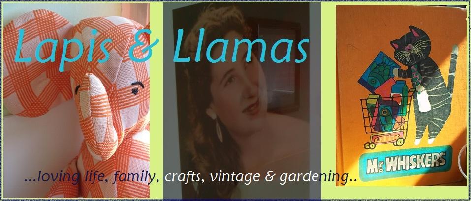 Lapis & Llamas