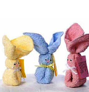 washcloth animal craft ideas