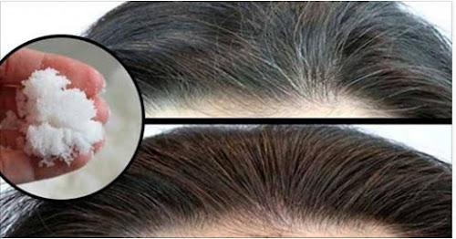 DICA: Saiba como escurecer os cabelos com apenas 2 ingredientes - 100% natural