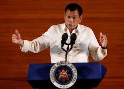 """Duterte, cada vez con menos pulgas y sin pelos en la lengua: """"Unión Europea vete a la mierda"""""""
