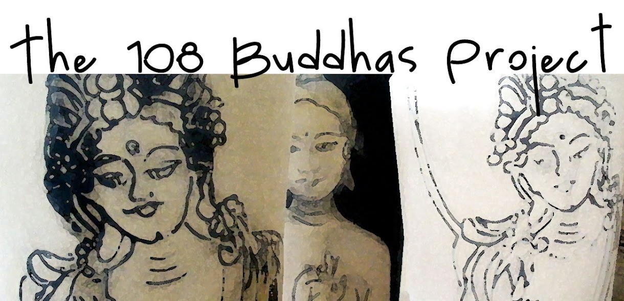 The 108 Buddhas Project