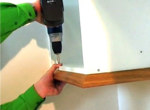 Muebles Para Baño Hagalo Usted Mismo:Como montar mueble cocina melamine 4