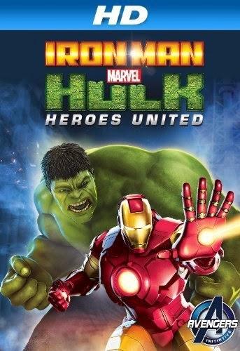 Iron Man & Hulk Heroes Unidos [2013 - Español Latino]