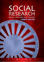 Social research  : issues, methods and process / Tim May