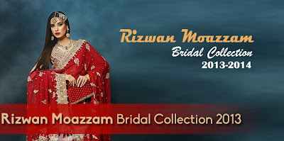 Rizwan Moazzam Bridal Wear Collection 2013-2014