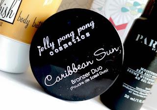 Jelly Pong Pong Cosmetics Caribbean Sun Bronzer Duo