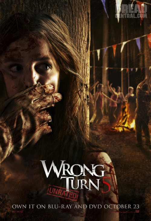 مشاهدة فيلم Wrong turn 5 2012 مترجم dvd يوتيوب الرعب اون لاين بدون تحميل مباشرة يو تيوب