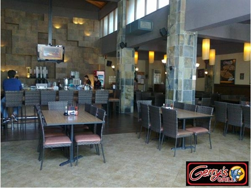 Gerry's Grill Interiors