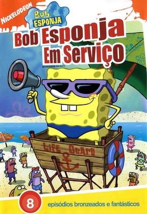 Bob Esponja em Servi�o Dublado
