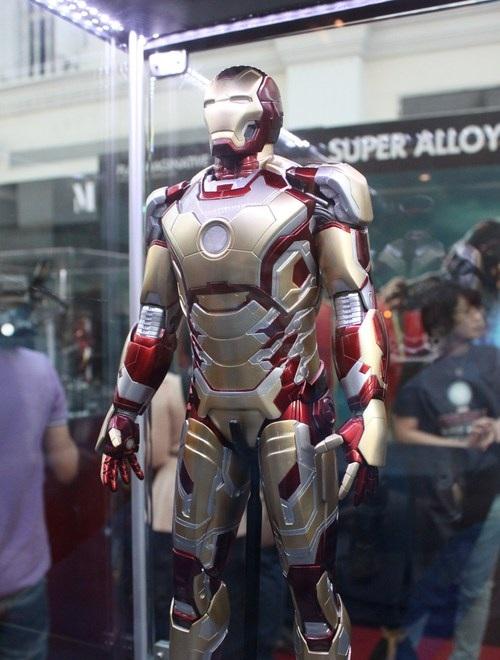How to Make Ironman Mark XLII 42 Armor