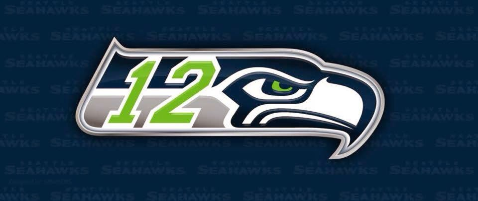 seahawks logo - 12th man