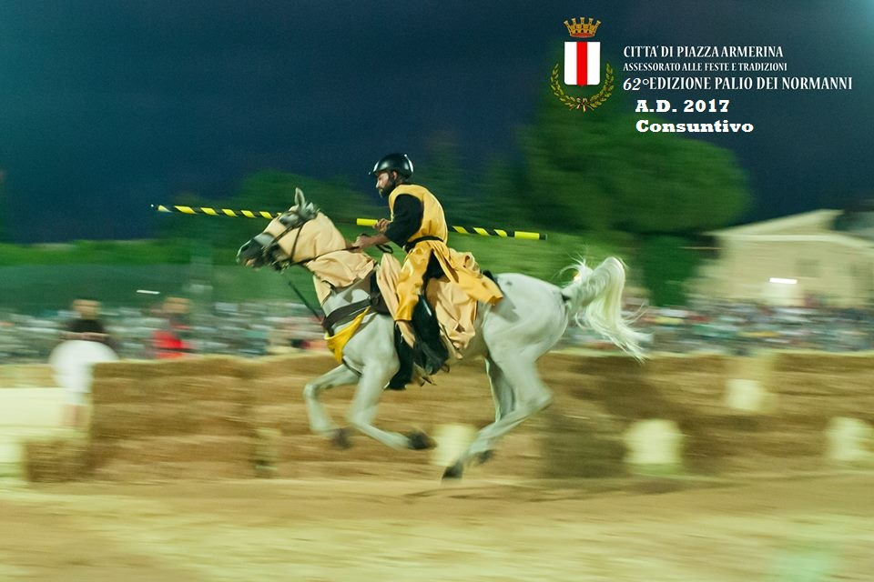 Relazione sul Palio dei Normanni 2017