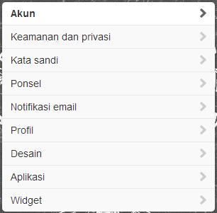 Cara Ganti Nama Twitter dan Password Terbaru
