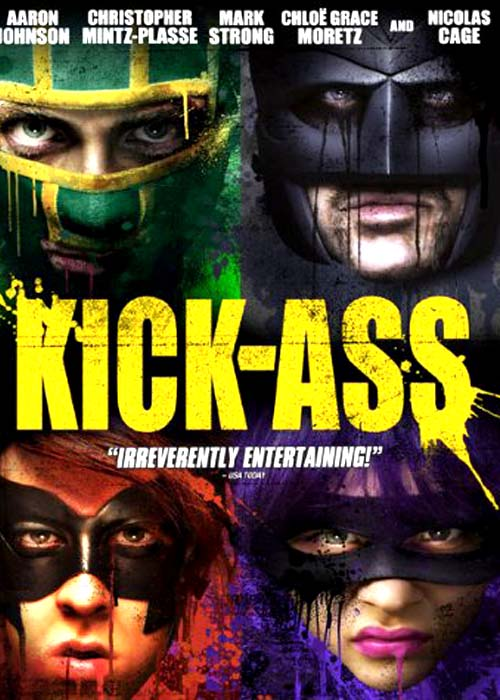 Post image for In Your Queue: Kick-Ass