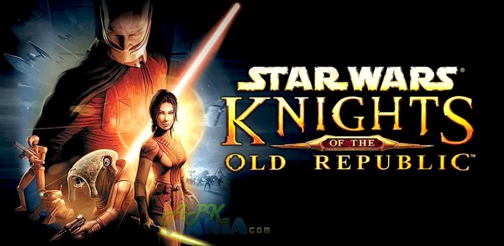Star Wars™: KOTOR v1.0.4 APK Cover Logo www.justmild.com