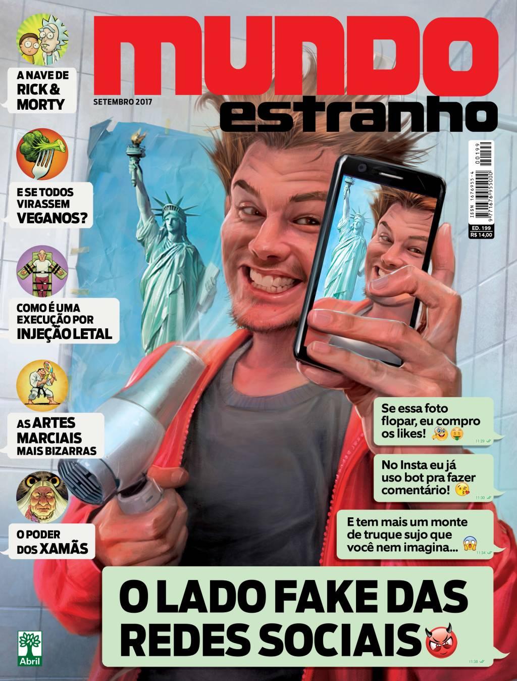 Epub download revista mundo estranho