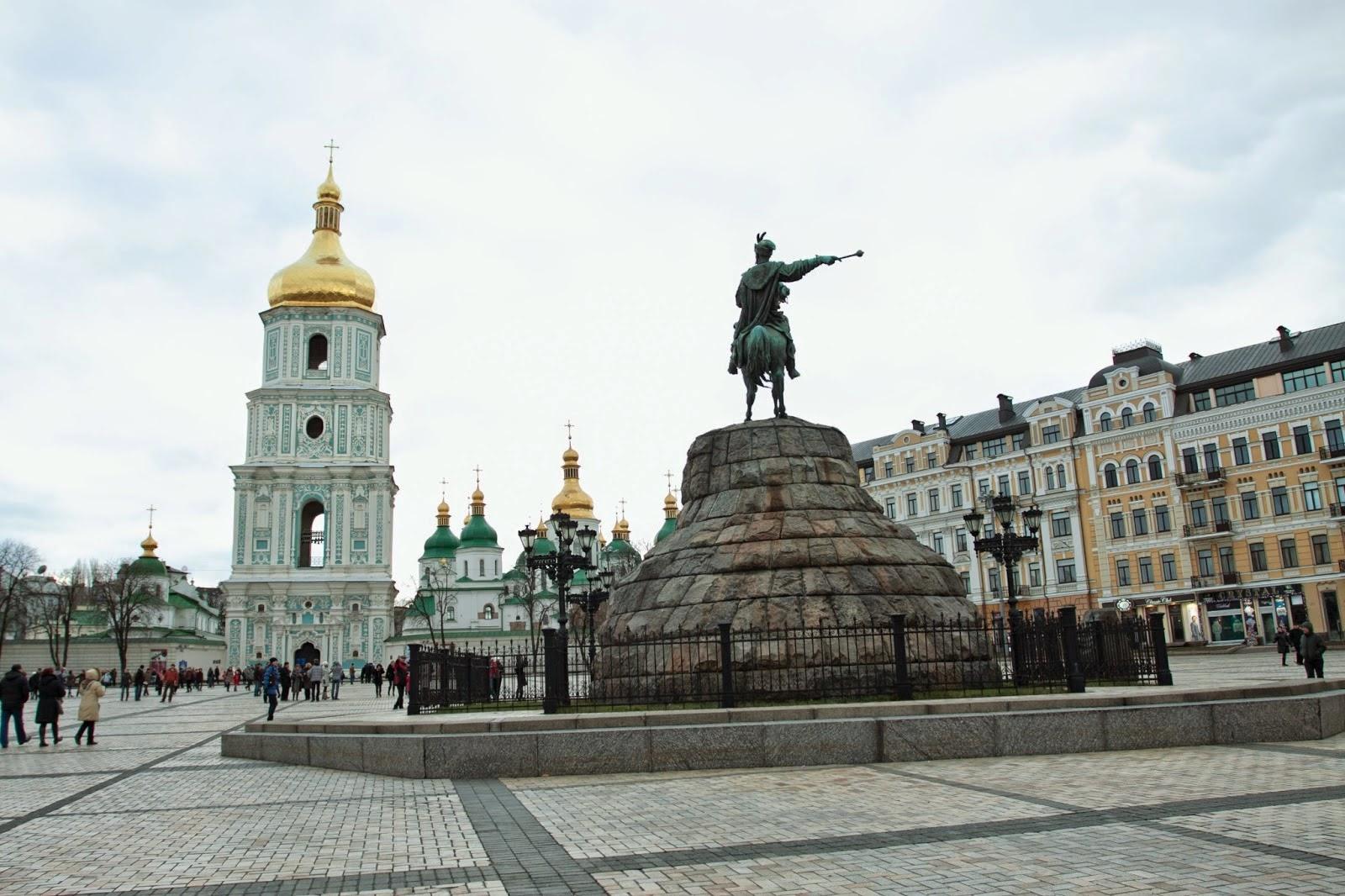 Anıt Anavatan - Kiev ziyaret kartı 29