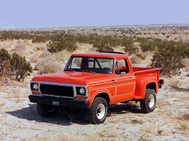 Ford F-Series F-100 / F-110 / F-150 | フォード・Fシリーズ 5-6代目 (1967-79)