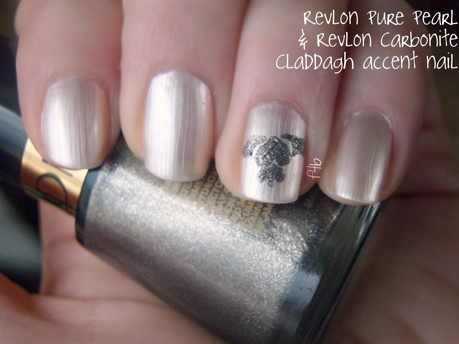 Fishing4Beauty: Irish/Gaelic Themed Nails