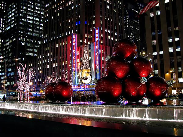Travel partners south morang for Christmas day in new york