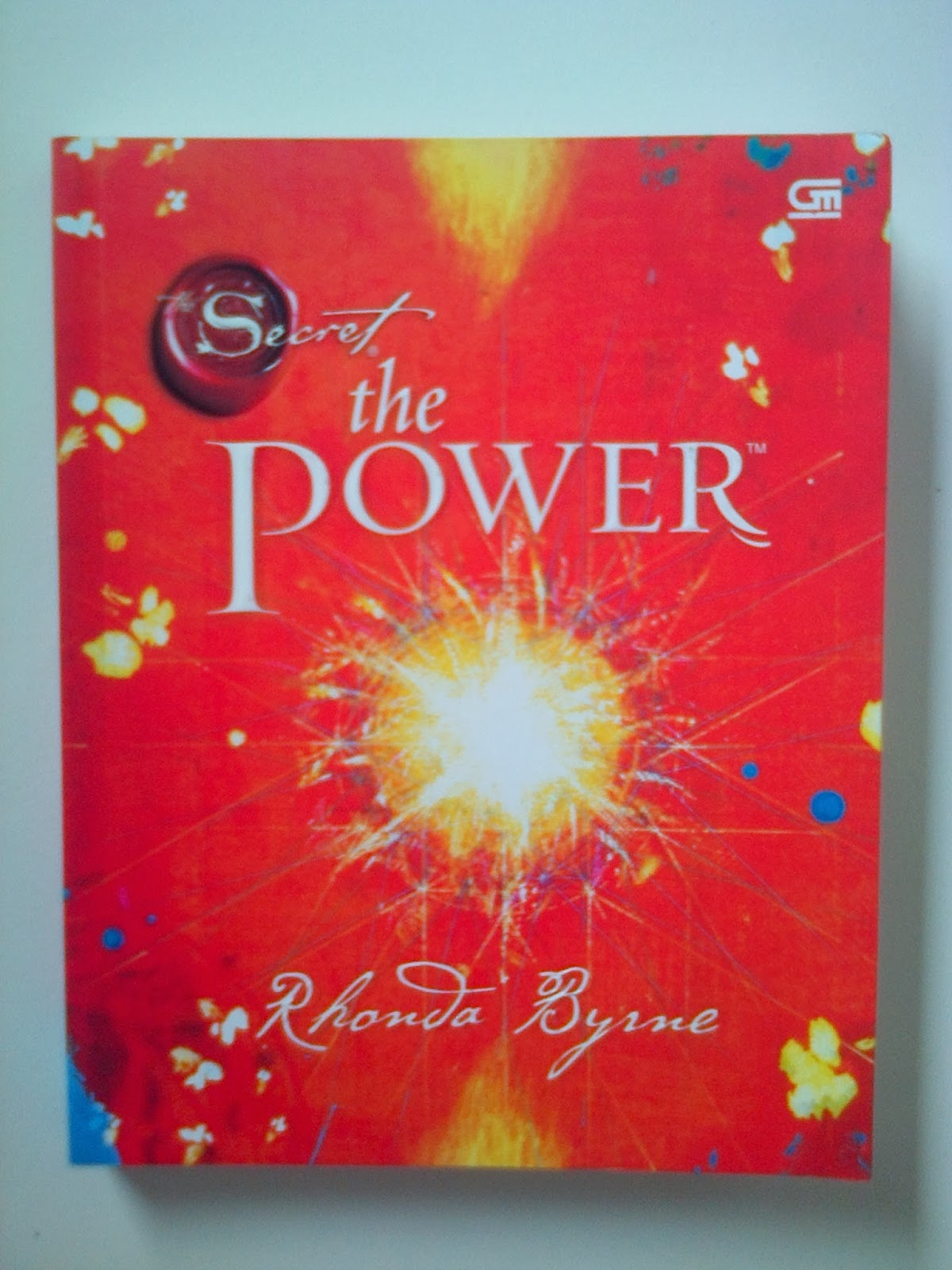 Jual Buku: Secret the Power (Rhonda Byrne)