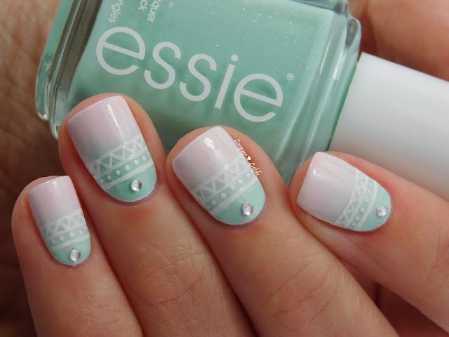 Essie Pastel Gradient