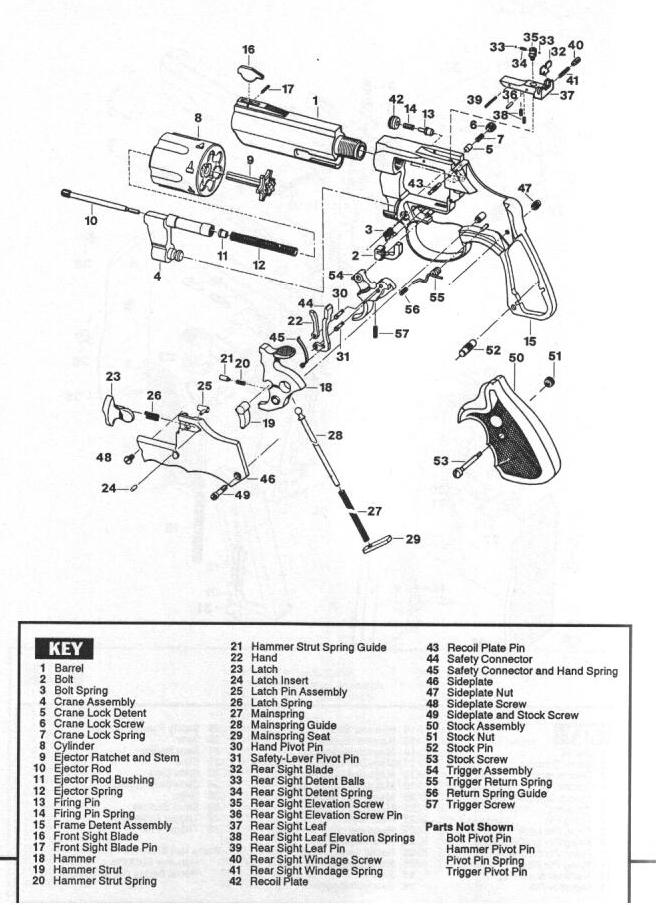 AIRSOFT GUN: KING COBRA REVOLVER