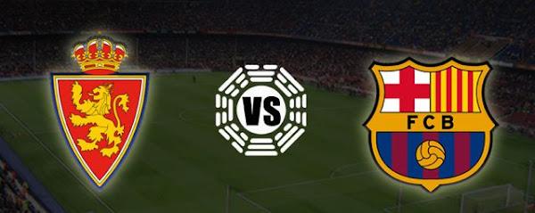 InfoDeportiva - Informacion al instante. ZARAGOZA VS FC BARCELONA
