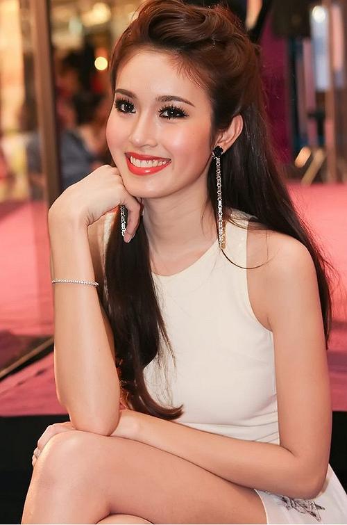 Ảnh gái xinh Thái Lan thật giả lẫn lộn 25