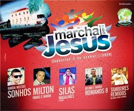 Marcha para Jesus 2014 de Jaguaribe-BA.