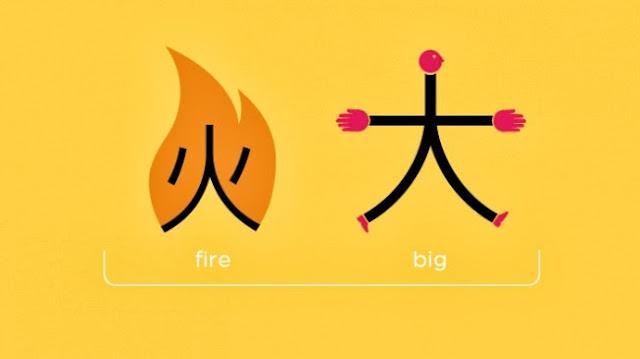 Огонь + большой = пожар