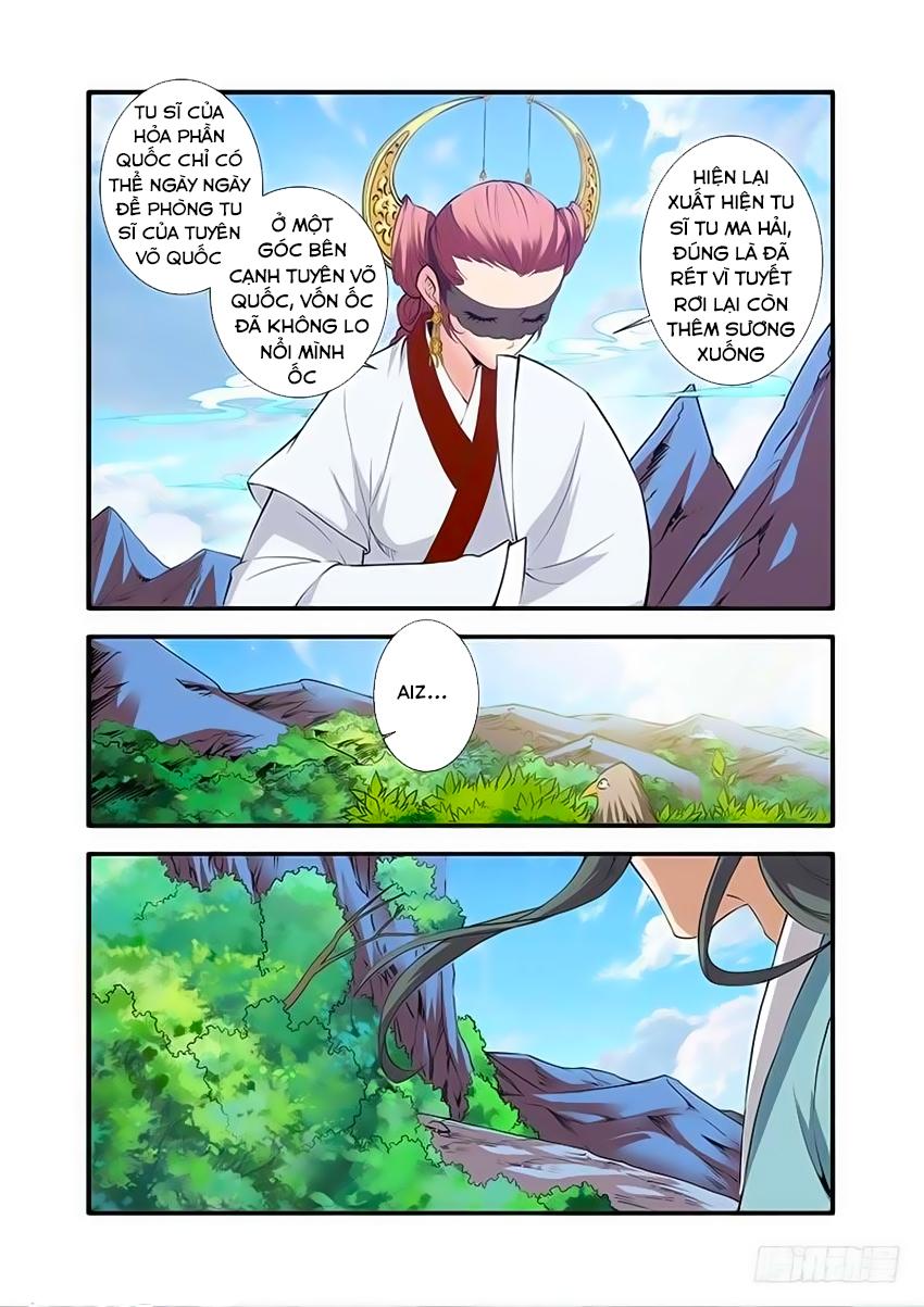 Tiên Nghịch chap 88 - Trang 22
