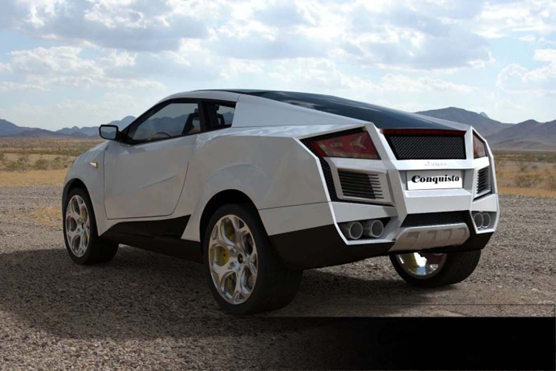 The Spotlighted Lamborghini Suv Revealed At The Beijing