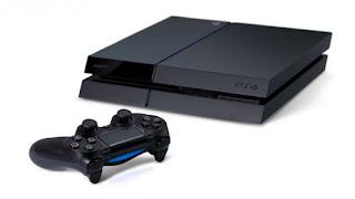 το PS4 με το χειριστήριο