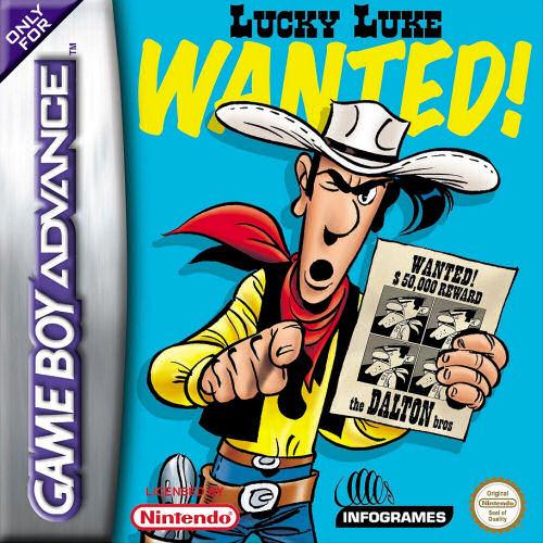 Lucky Luke Wanted GBA
