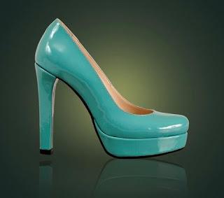 Pantofi Bleu - TocToc Incaltaminte - Pantofi cu Toc Inalt