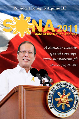 state of the nation address of president benigno noynoy aquino iii