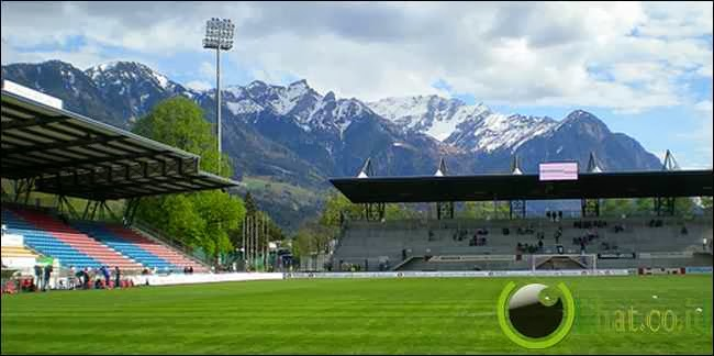 Rheinpark Stadion – Liechtenstein