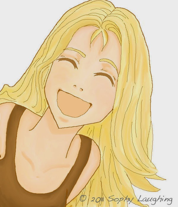 Sophy Laughing Avatar
