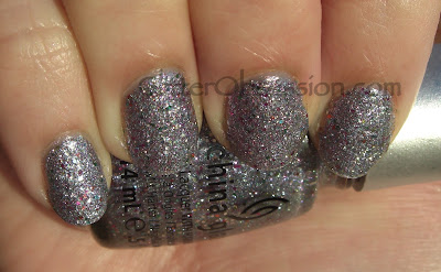 china glaze prismatic chromaglitters, China Glaze Prism, china glaze prism swatch, china glaze prism nail, china glaze prism nail swatch, china glaze prism manicure, china glaze prismatic chroma glitters swatch
