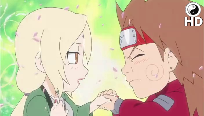 Naruto SD: Rock Lee Episódio 09 - Português