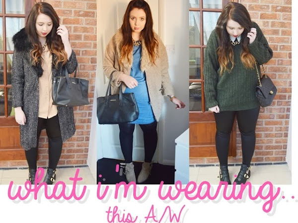 Chloe's A/W OOTDS (Guest Post)