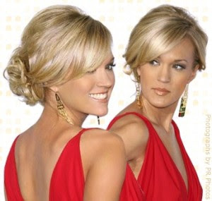 Wedding Hairstyle Carrie Underwood on Don T Look Like Kate Beckinsale Or Carrie Underwood Only In My Dreams