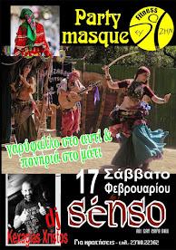 Senso Πολύγυρος  Party Masque 17-2-18