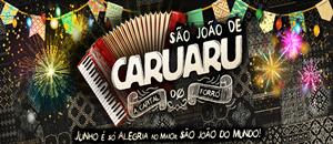 PROGRAMAÇÃO DO SÃO JOÃO DE CARUARU 2016
