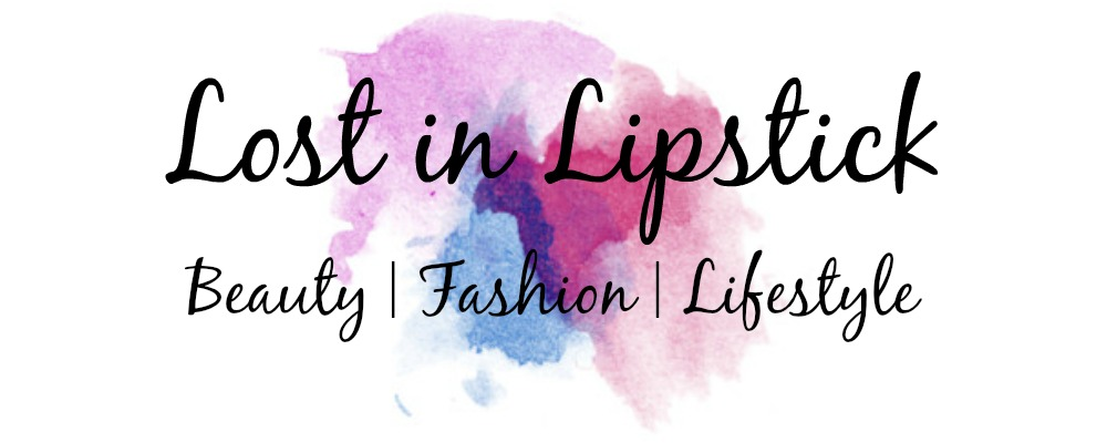 Lost In Lipstick | Beauty, Fashion & Lifestyle Blog