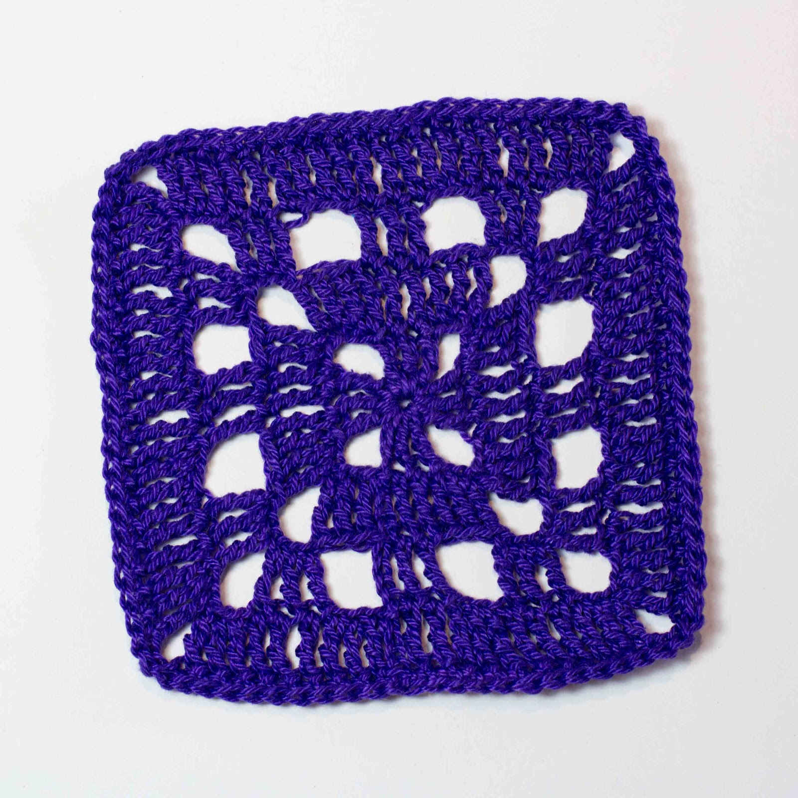 Craft crochet create all things dainty granny square pattern