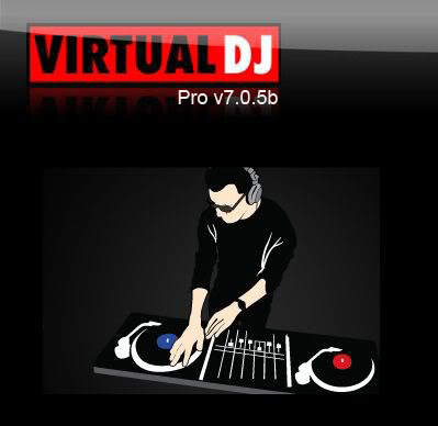 Virtual DJ Pro v7.0.5b download baixar torrent