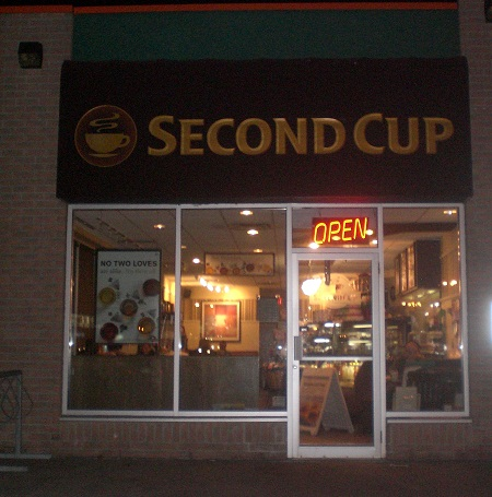 Tecumseh Second Cup